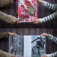 Публикация в международном  сборнике  лучших флористических работ International Floral Art  2012/2013